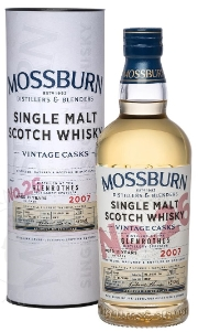 Glenrothes 2007 11y Cask Mossburn No.26