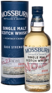 Glen Spey 2008 10yr No.27 Vinage Casks
